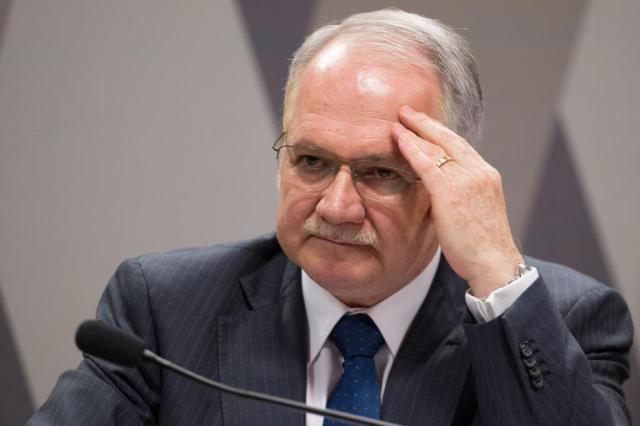 STF diz que Fachin receberá os 320 pedidos da PGR a partir da segunda-feira Marcelo Camargo/Agência Brasil