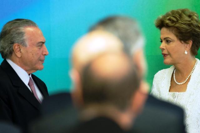 Pedido de impeachment pode mudar cenário para julgamento da chapa Dilma-Temer Lula Marques/Divulgação