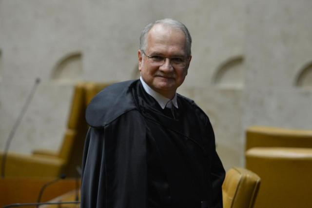 Fachin deve começar a analisar lista de Janot nesta terça-feira Valter Campanato/Agência Brasil
