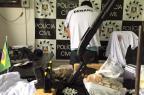 Presa quadrilha que se passava por policiais civis para enganar rivais no Vale do Sinos Divulgação/Polícia Civil