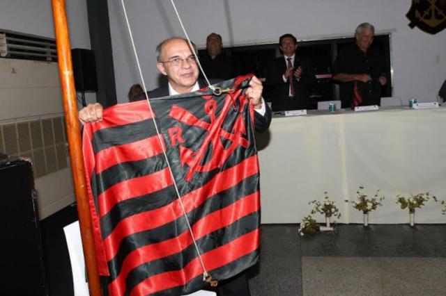 """Bandeira garante Zé, diz que Palmeiras tem sido favorecido e ironiza Cuca: """"Tô com pena"""" Divulgação / Flamengo/Flamengo"""