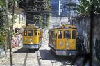 Suspenso desde 2011, bonde de Santa Teresa volta a circular no Rio Tânia Rêgo/Agência Brasil