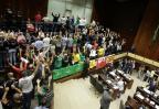 O que muda com a lei que autoriza vender a Cesa sem plebiscito André ¿?vila / Agência RBS/Agência RBS