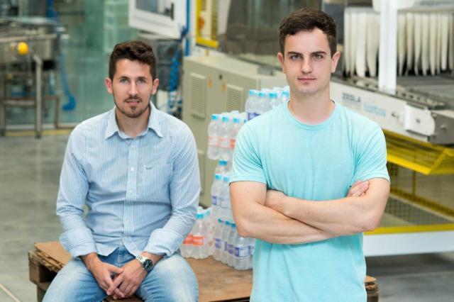 Empresa gaúcha investe em água mineral no interior do Estado Rodrigo Lermen/Divulgação