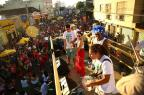 Luís Augusto Fischer: alegria de Carnaval Carlos Macedo/Agencia RBS