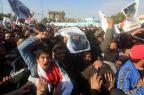 Irã acusa Arábia Saudita de usar crise para prejudicar negociações sobre a Síria AHMAD AL-RUBAYE/AFP