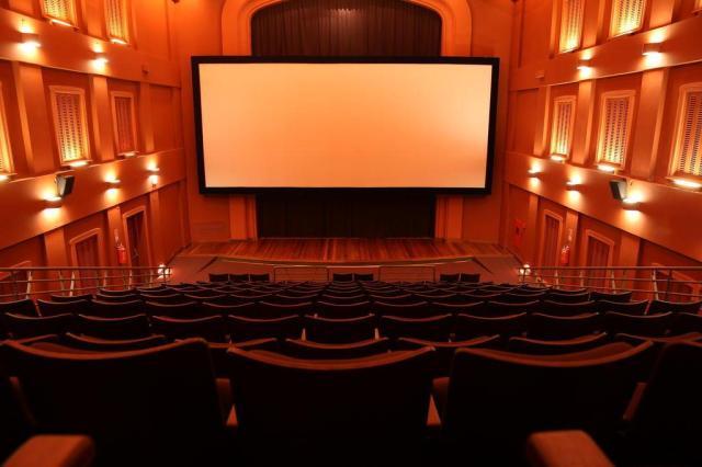 Sala de projeção da Cinemateca Capitólio está temporariamente fechada Júlio Cordeiro/Agencia RBS