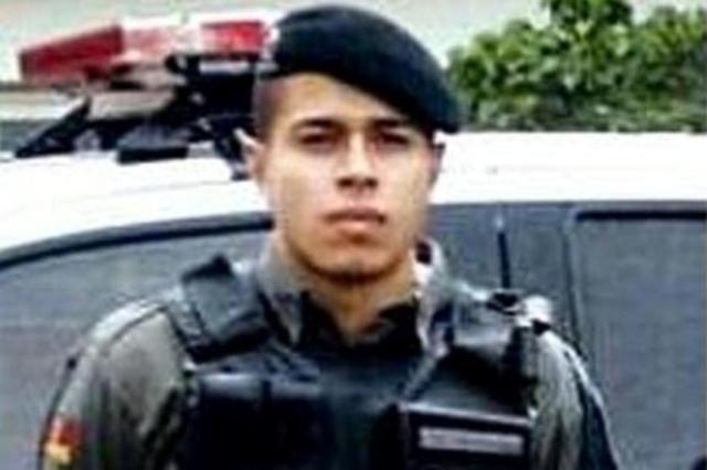 Polícia descarta envolvimento de suspeito preso pela morte de PM no litoral Reprodução/Arquivo pessoal