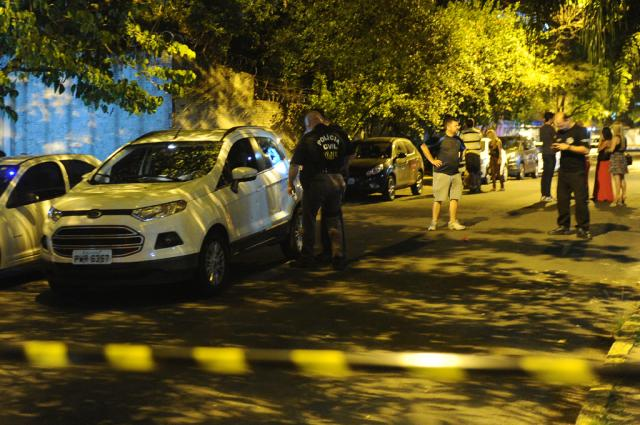 Criminoso é morto após tentar assaltar policial civil na Capital Luis Felipe Matos/Especial/Agência RBS