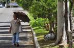 Calor deve durar até o fim do mês em Santa Maria Jean Pimentel/Agencia RBS