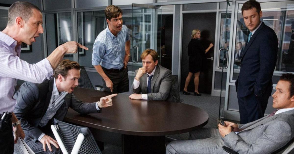 """""""A Grande Aposta"""" narra história dos investidores que se deram bem com crise econômica mundial de 2008 Paramount/Divulgação"""