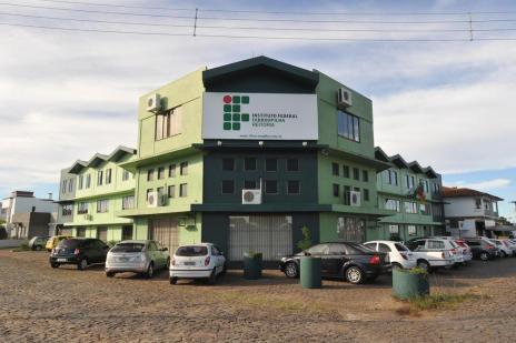 Instituto Federal Farroupilha contrata professores para atuar em Júlio de Castilhos (Ronald Mendes/Agencia RBS)