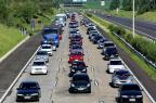 Trânsito no retorno do Litoral fica intenso a partir do meio da tarde Omar Freitas/Agencia RBS