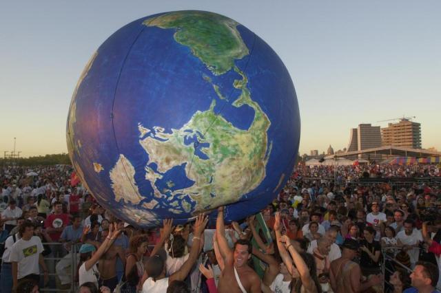 Qual o balanço das causas do Fórum Social Mundial 15 anos depois da primeira edição em Porto Alegre Adriana Franciosi/Agencia RBS