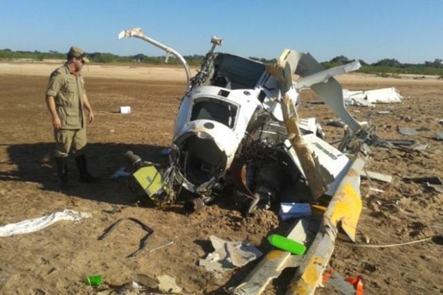 [Brasil] Falhas do piloto resultaram em acidente que matou Fernandão, aponta relatório 17888302