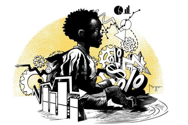 Desigualdade na Educação Gilmar Fraga/Arte ZH