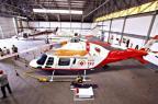 Helicópteros que custaram R$ 26 milhões ao RS ainda não foram utilizados Divulgação/Secretaria Estadual da Saúde