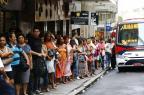 Rodoviários de Porto Alegre não pagaram multa por greve abusiva em 2014 Adriana Franciosi/Agencia RBS