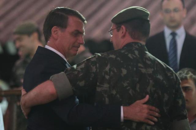 Polêmico, general Mourão deixa o Comando Militar do Sul André Ávila/Agência RBS