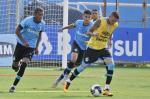 Equipe titular do Grêmio treina no CT Luiz Carvalho