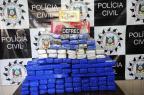 Apreensão de cocaína triplica e bate recorde em cinco anos em Santa Maria Maiara Bersch/Agencia RBS