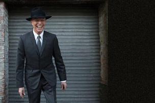 Bowie soube que seria avô dias antes de morrer Jimmy King / Divulgação/Divulgação