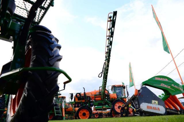 Indústria de máquinas agrícolas quer feiras a cada dois anos Diogo Zanatta/Especial