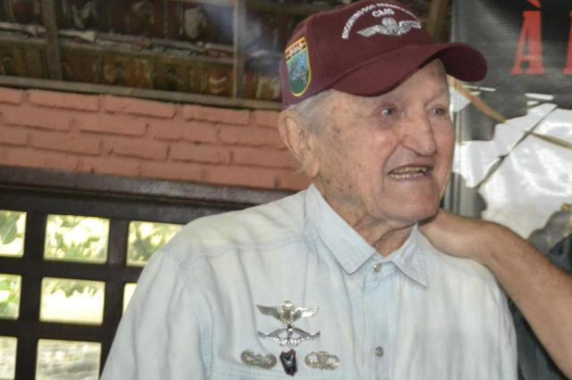 Morre militar que projetou o próprio túmulo Cabo Vinicios Rodrigues Borges/Exército Brasileiro/Divulgação