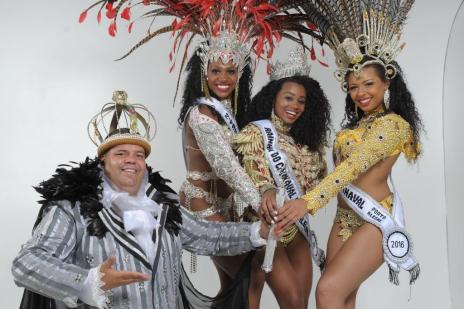 AO VIVO: acompanhe a cobertura do segundo dia de desfiles no Porto Seco (Luiz Armando Vaz/Agencia RBS)