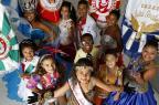 Conheça as crianças que são as apostas para o futuro do Carnaval de Porto Alegre (Mateus Bruxel/Agencia RBS)