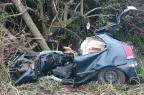 Duas pessoas morrem em acidente na BR-101, em Imbituba (PRF/Divulgação)
