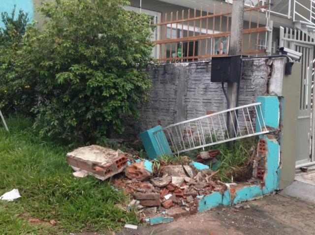 VÍDEO: mulher morre após carro colidir contra muro em Santa Maria Bibiana Dihl/Gaúcha SM