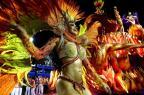 Estácio de Sá abre Carnaval do Rio com homenagem a São Jorge WILTON JUNIOR/ESTADÃO CONTEÚDO
