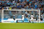 Após boa atuação, zagueiro é destaque no Twitter com a hashtag #GeromelFacts Lucas Uebel / Grêmio FBPA/ Divulgação/Grêmio FBPA/ Divulgação