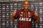 """Apresentado no Atlético-PR, Walter emagrece 10kg e projeta até Seleção Brasileira: """"Sonho possível"""" Divulgação/Atlético-PR"""
