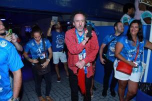 """No Brasil, Tim Burton enaltece Zé do Caixão e revela torcida por """"O Menino e o Mundo"""" no Oscar Marcello Sá Barretto/AgNews"""