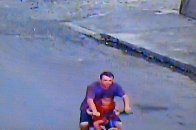Após horas desaparecida, menina é encontrada em Capão da Canoa Reprodução/BM