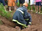 Criança morre após ser sugada por esgoto em Guaporé (Eduardo Godinho / Rádio Aurora/Rádio Aurora)