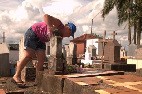 Pinhalzinho, no Oeste de SC, está em alerta contra a dengue (Sirli Freitas/Especial)