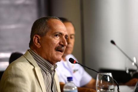 """""""Queremos criar uma tensão mobilizadora na sociedade"""", diz ministro da Defesa (Elza Fiuza/Agência Brasil)"""