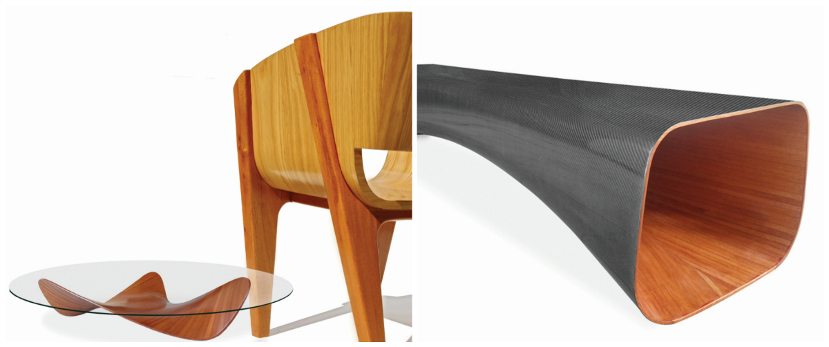 Designers de itaja criam movelaria de luxo com inspira o for Inss oficina virtual