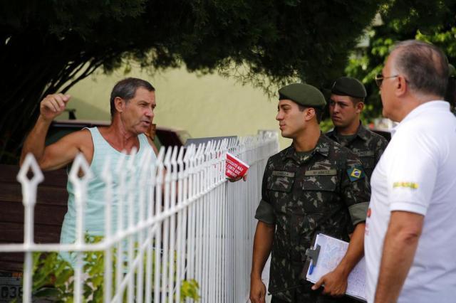 Força-tarefa mobiliza 60 mil militares e agentes contra o Aedes no Rio Grande do Sul Félix Zucco/Agencia RBS