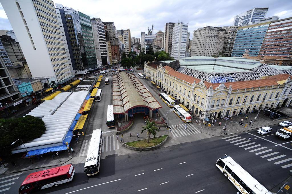 A cada 47 minutos, um pedestre é alvo de ladrões no centro de Porto Alegre Ronaldo Bernardi/Agencia RBS