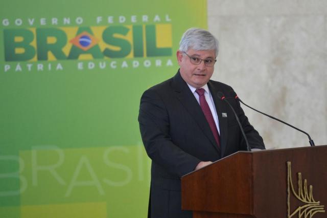 Janot envia parecer contra sigilo de investigação sobre contas de Cunha na Suíça José Cruz/Agência Brasil