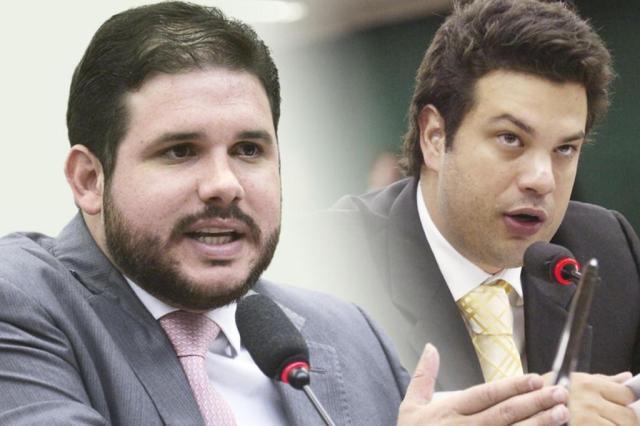 Bancada do PMDB escolherá líder sob protesto contra influência do Planalto na disputa Montagem sobre fotos de José Cruz e Edson Santos/Agência Brasil e Agência Câmara