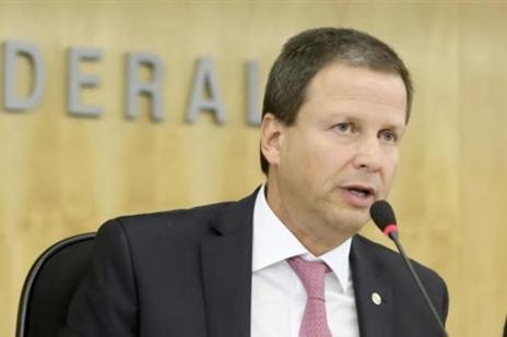 """""""A OAB está comemorando a decisão"""" de afastar Cunha da Câmara, diz presidente (OAB/Divulgação)"""