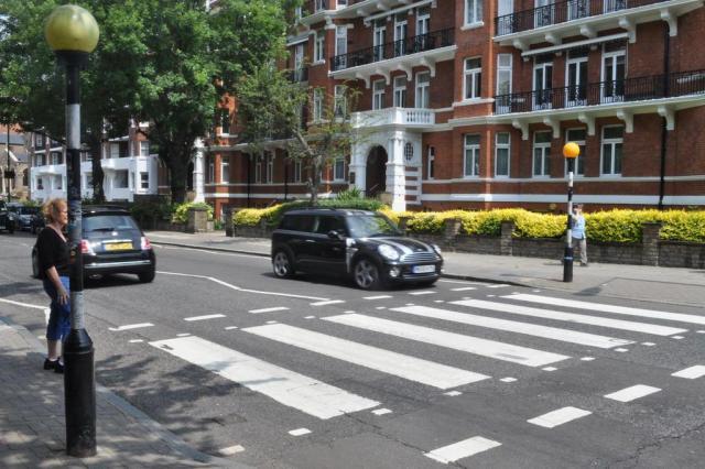 Um roteiro para fãs de Beatles em Londres Rafaela Ely/Agencia RBS