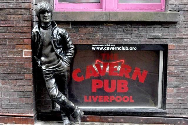 Faça um tour por Liverpool, cidade britânica onde surgiram os Beatles Rafaela Ely/Agencia RBS