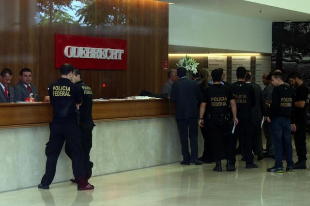 Brasil e EUA definem monitores para evitar corrupção na Odebrecht MARCOS BEZERRA/FUTURA PRESS/ESTADÃO CONTEÚDO