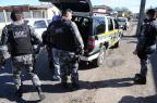 Mais de 45 policiais do BOE de Santa Maria ainda continuam na Capital Jean Pimentel/Agencia RBS